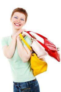 Beuteltaschen bei lovely handbag
